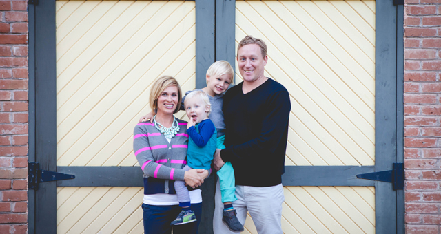 Phoenix Family Portraits | The Uster Family