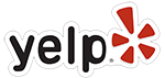 Yelp logo - lisad photography reviews on Yelp