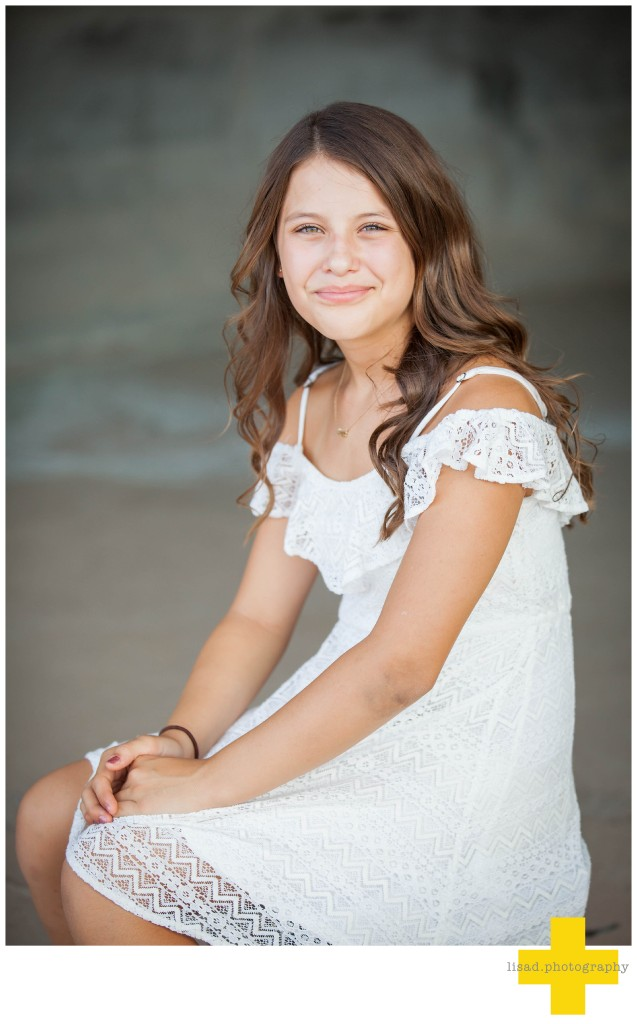 Scottsdale family photographer lisa d. photography photographs children at Indian bend wash