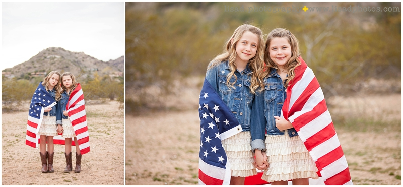 military family photography in Paradise Valley, AZ - phoenix family and children photographer serving Phoenix and surrounding areas - desert location - lisa d. photography - phoenix family photographers