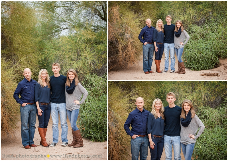 Tatum Ranch family photos | Lisa d. Photography - Phoenix Photographer