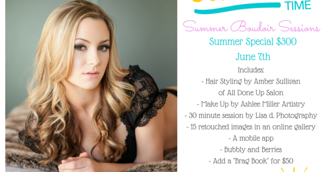 Summer Boudoir Photography Sessions | Scottsdale, AZ