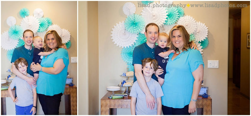 scottsdale photographer | first birthday party