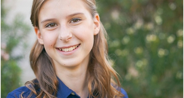Bat Mitzvah Photos | Phoenix Headshots