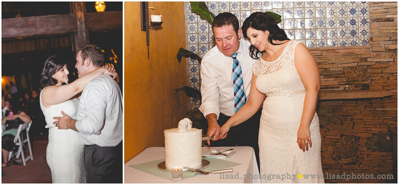 El Encanto Wedding in Cave Creek, AZ photographed by Lisa d. Photography