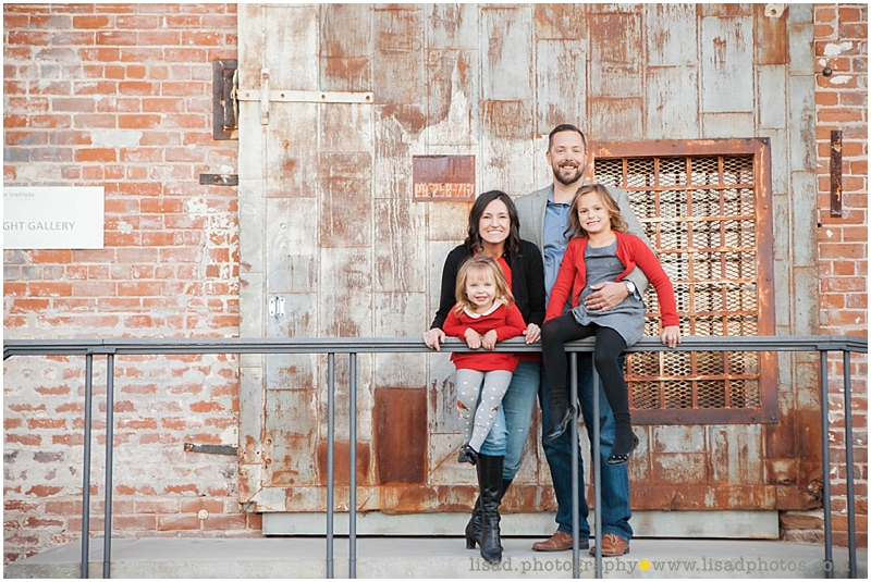 Urban Family Photography | Bentley Project
