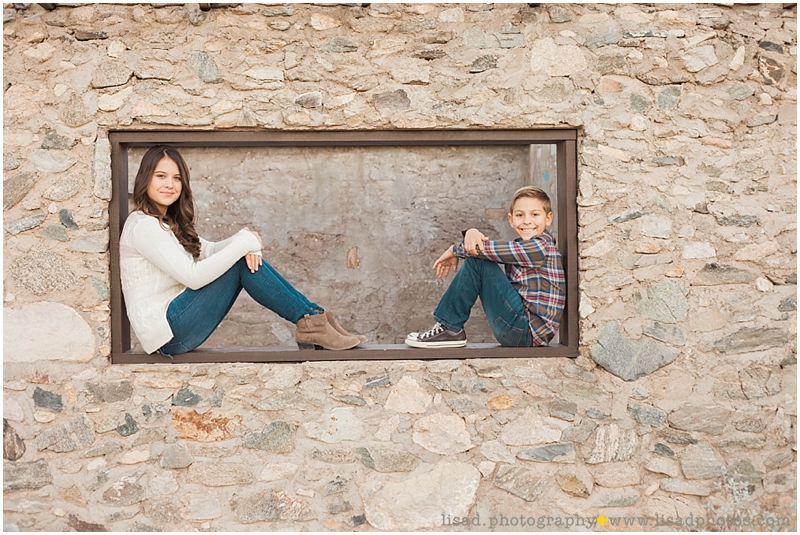 rustic Phoenix child photography | Scorpion Gulch at South mountain | Lisa d. Photography