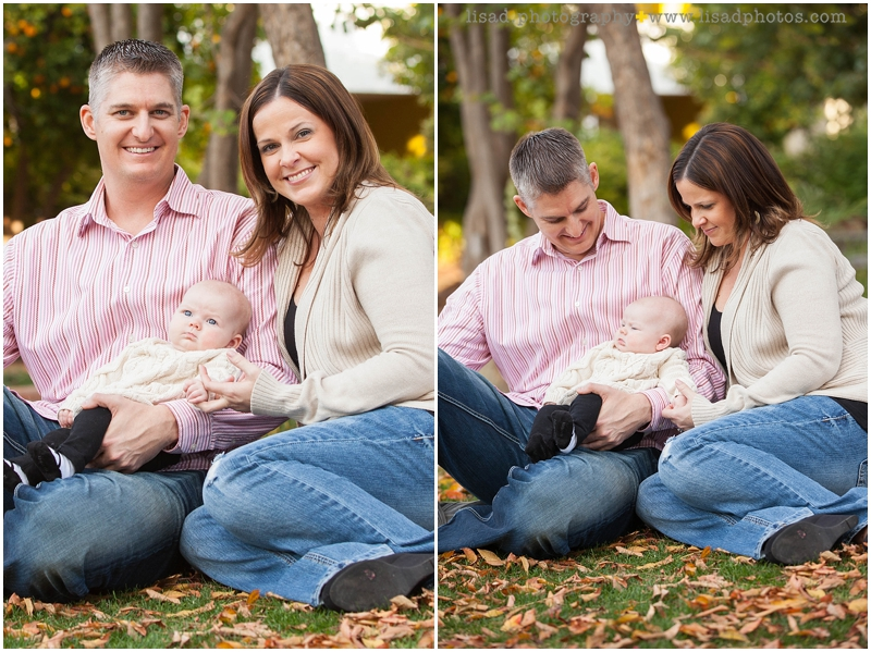 Scottsdale Family Photo Session | Scottsdale Civic Center | Lisa d. Photography