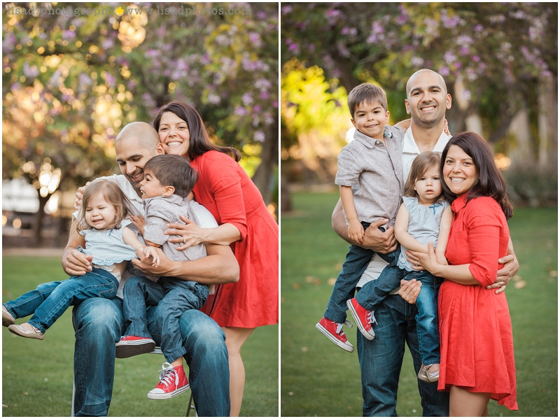 Lily turns 2! Tempe photography at Old Main in Tempe, AZ by Lisa d. Photography.