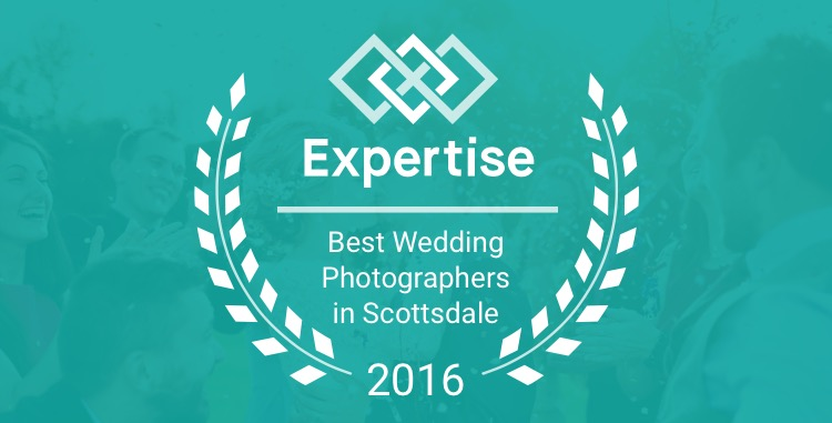 Lisa D. Photos featured on Expertise Best Wedding Photographers in Scottsdale 2016